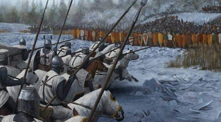 Незнаменитые битвы. Раковор, 1268 г