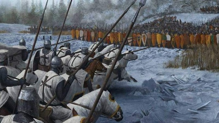 раковорская битва 1268