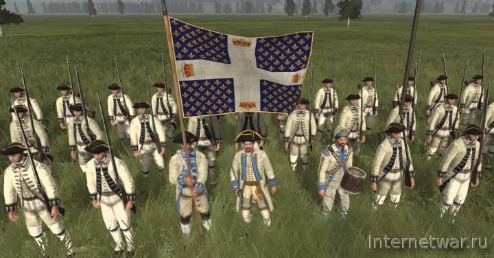 мод для Empire Total War