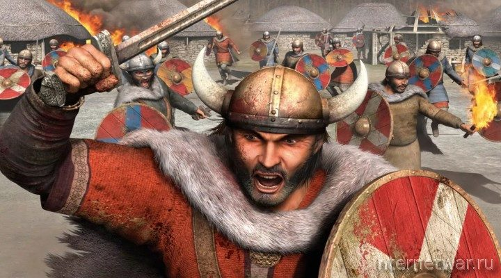 Medieval: Total War. Viking Invasion