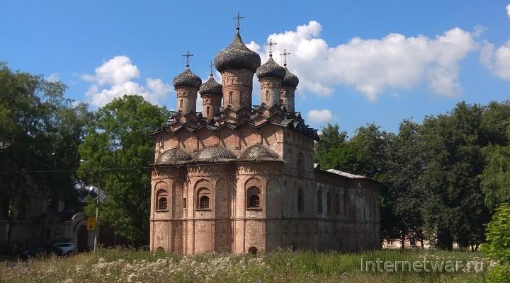 экскурсия по Новгороду