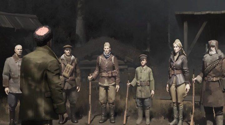Партизаны 1941