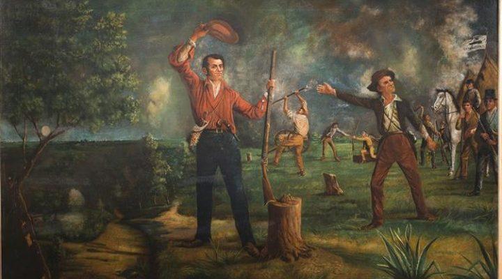 Двадцать восьмая звезда. Восстание Техаса. Ч.3