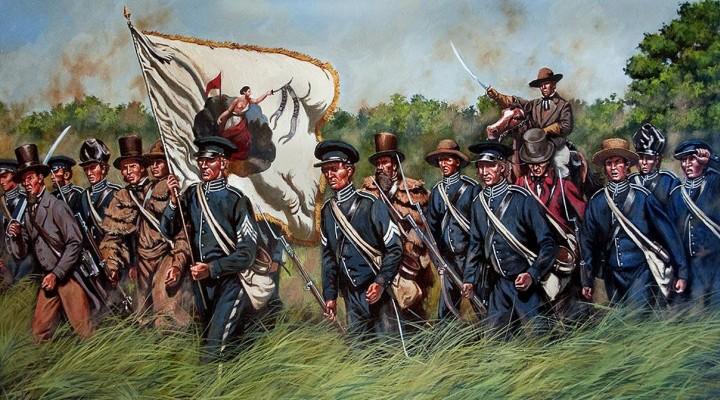 восстание техаса, техасская революция