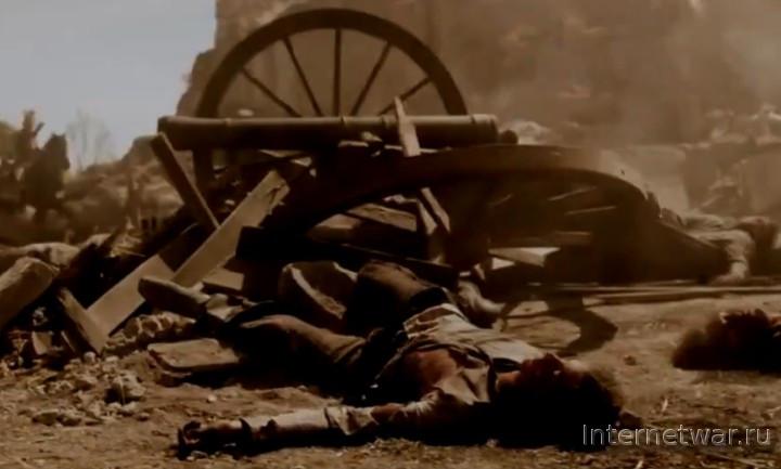 сериал Восстание Техаса