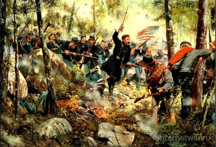 Макферсон Боевой клич свободы
