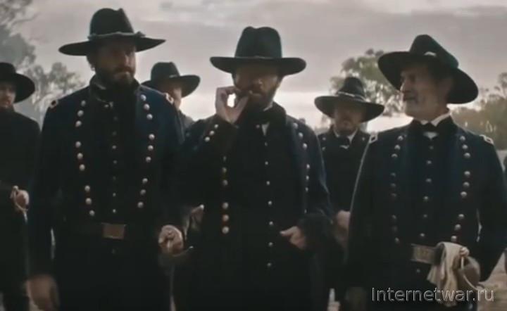 кино о гражданской войне в сша