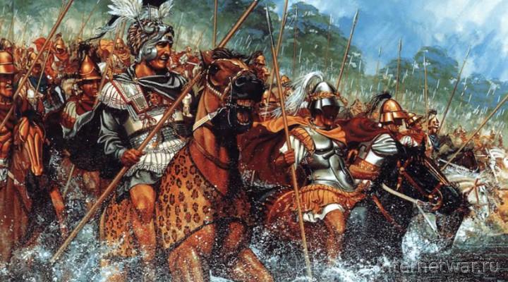 Великие сражения Древнего мира