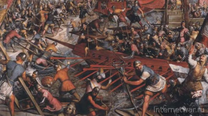 Великие сражения Средних веков