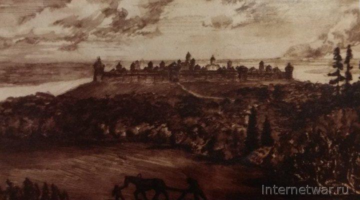 Откуда есть пошла земля Нижегородская