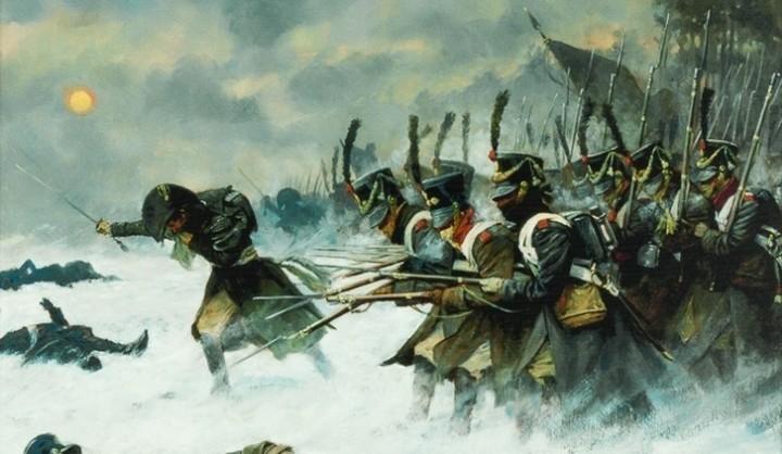 история наполеоновских войн