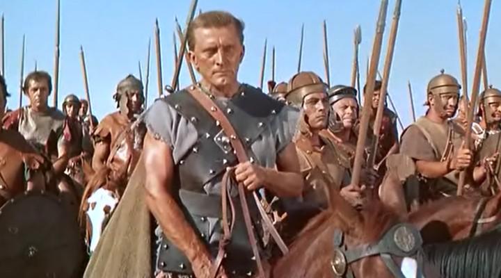 фильм Спартак 1960