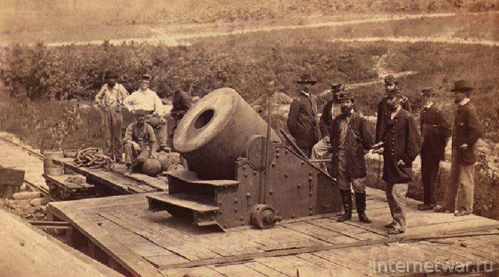 Д. Родс. История Гражданской войны в США