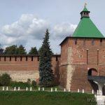Крепости России. Нижний Новгород, ч.1