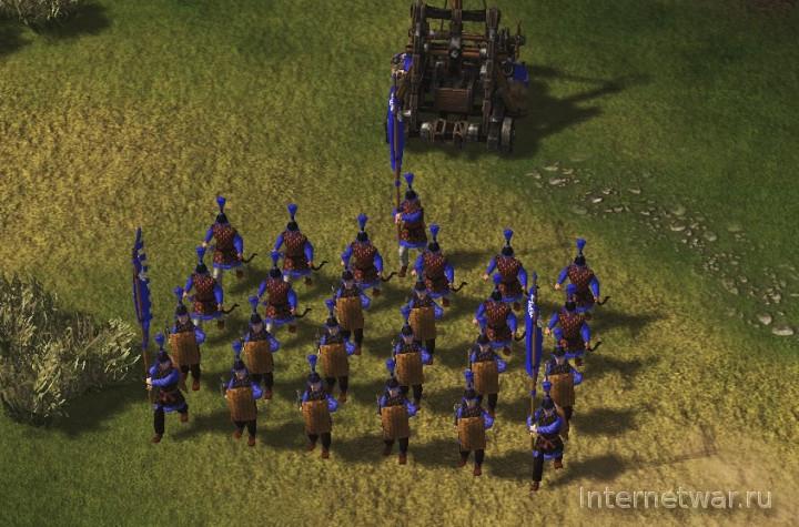 обзор игры Stronghold Warlords