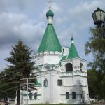 Михаило-Архангельский собор. Нижегородский кремль