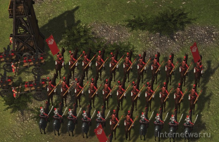 Stronghold Warlords прохождение кампании