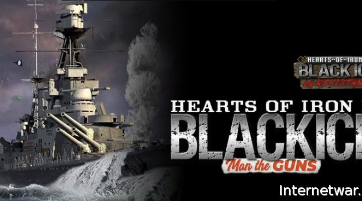 BlackICE — мод для Hearts of Iron 4