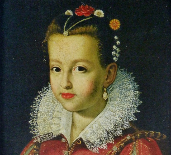королева Мария Медичи