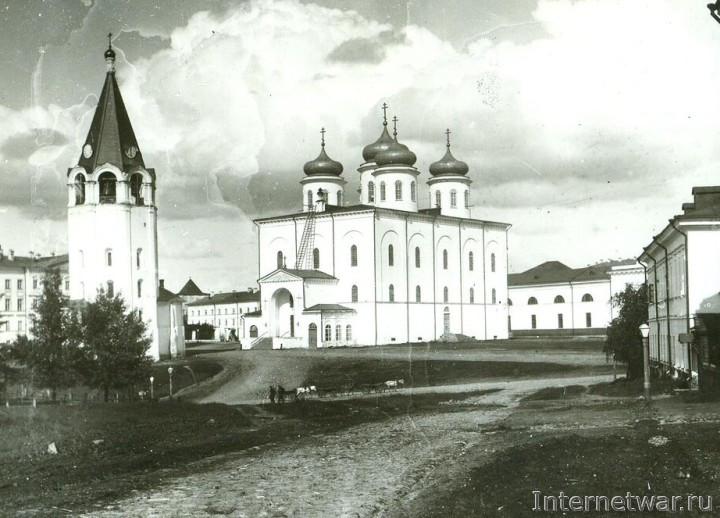 экскурсия по нижегородскому кремлю
